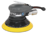 Sealey SA09 Air Palm Orbital Sander Ø150mm Dust-Free